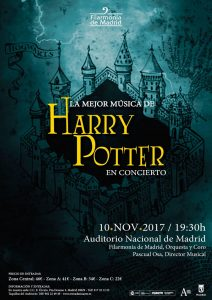 Orquesta Filarmonia 2017 - The Best music from Harry Potter