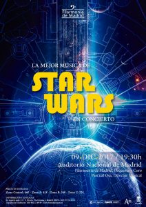 Orquesta Filarmonia 2017 - The Best music from Star Wars