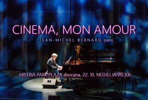ISFMF 2017 - Cinema Mon Amour with Jean-Michel Bernard