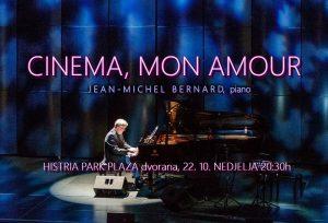 ISFMF 2017 - Cinema Mon Amour con Jean-Michel Bernard