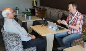 Gorka Oteiza interviewing Trevor Jones
