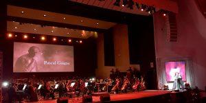 Fimucité 11 - Critics Award to Pascal Gaigne