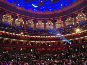 Michael Giacchino at 50 - Royal Albert Hall (Inside)