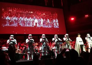 Michael Giacchino at 50 - Stormtroopers introducing Rogue One
