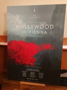 Hollywood in Vienna 2017 - Poster