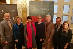 Hollywood in Vienna 2017 - Press conference (Family picture)
