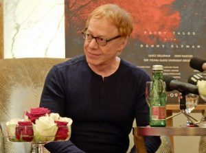 Hollywood in Vienna 2017 - Press conference - Danny Elfman