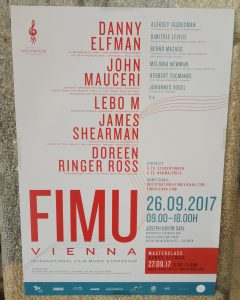 Hollywood in Vienna 2017 - FIMU Vienna