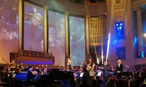 Hollywood in Vienna 2017 - Gala Concert - Danny Elfman, Max Steiner Award