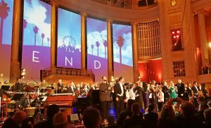 Hollywood in Vienna 2017 - Gala Concert - End of the concert