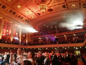 Hollywood in Vienna 2017 - Gala Concert - Standing ovation at the Konzerthaus
