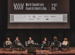 World Soundtrack Awards - Día de la industria