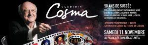 Festival de La Baule 2017 - Vladimir Cosma - Concierto