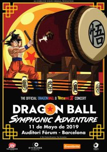 Dragon Ball Symphonic Adventure - Barcelona 2019