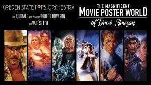The Magnificent Movie Poster World of Drew Struzan - Banner