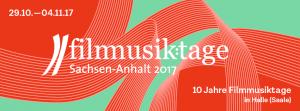 Filmmusiktage 10 (2017) - Banner