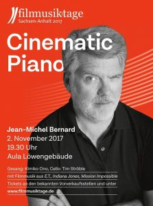 Cinematic Piano - Jean-Michel Bernard