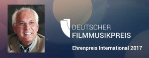 Deustcher Filmmusikpreis 2017 - Trevor Jones