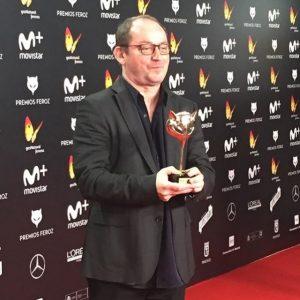 Premios Feroz 2018 - Pascal Gaigne