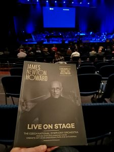 James Newton Howard - 3 Decades of Music for Hollywood - Frankfurt 2017