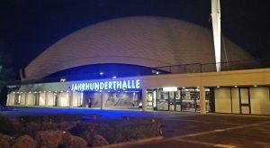 Frankfurt - Jahrhunderthalle
