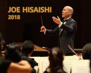Joe Hisaishi - 2018