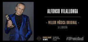 10th Gaudi Awards - Alfonso Vilallonga