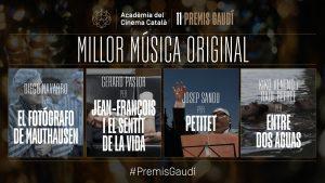 11 Premios Gaudí - Nominados