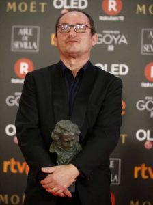 Premios Goya - 32ª Edición - Pascal Gaigne