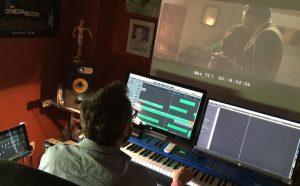 Sergio Moure de Oteyza - Componiendo