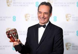Alexandre Desplat - 71st Ed BAFTA