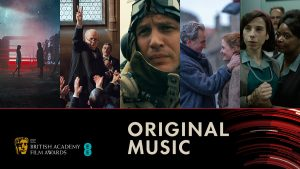 BAFTA 71st Edition - Nominees (Original Music)