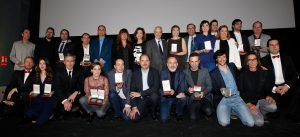 CEC Awards - 73rd Edition - Group Photo