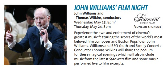 John Williams' Film Night 2018 - Boston