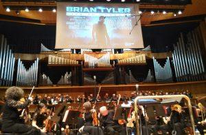 Brian Tyler - Live in Concert 2016 - Comienzo