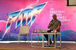 Trevor Morris - Krakow FMF 2017