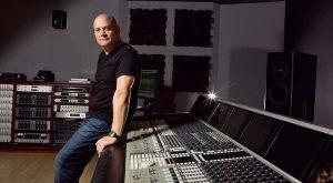 Trevor Morris - Studio