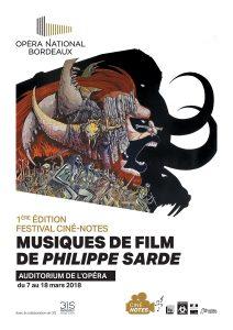 Ciné-Notes 2018 - Poster