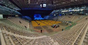 Ennio Morricone - Turin 2018 - Pala Alpitour (Inside)