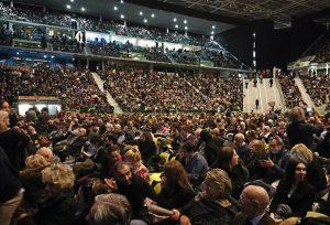Ennio Morricone - Turin 2018 - Pala Alpitour (Full)