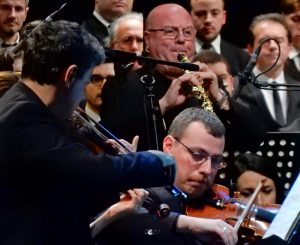 Ennio Morricone - Turín 2018 - Gabriel's Oboe (Primer plano)