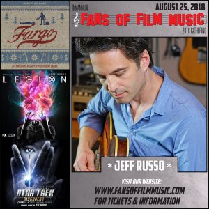 Fans of Film Music 9 - Jeff Russo