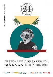 Malaga Festival - 21st Edition - Poster