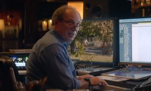 The World of Hans Zimmer - Hans Zimmer en su estudio