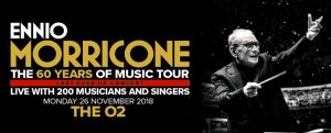 Ennio Morricone - Last Ever UK Concert - 2018