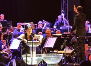 Tan Dun - Organic Trilogy - Water Concerto