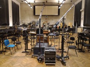 James Fitzpatrick - Smecky Music Studios (Recording Hall)