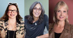 Laura Karpman, Miriam Cutler, Lolita Ritmanis