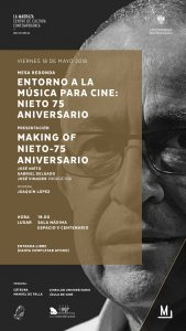 Jose Nieto - 75 aniversario - Conference