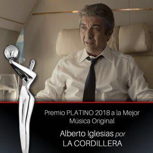 Alberto Iglesias - Premio Platino 2018
